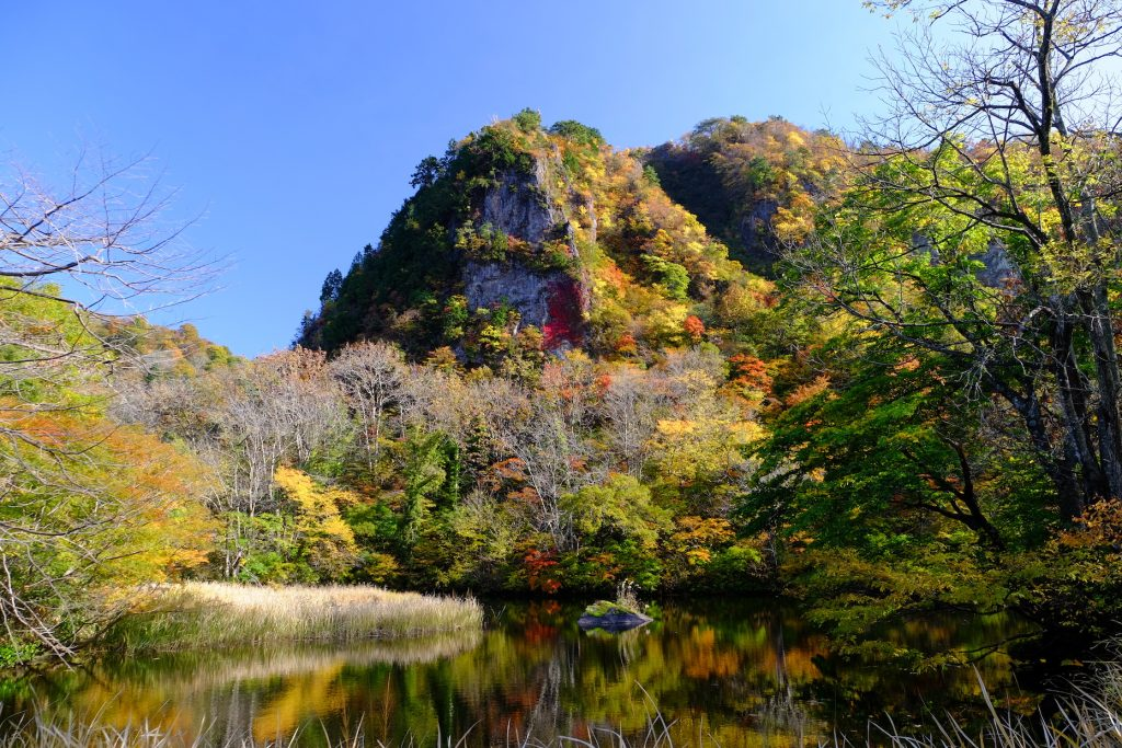 Mount Iouzen famous scenery