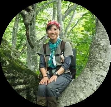 Nature instructor portrait